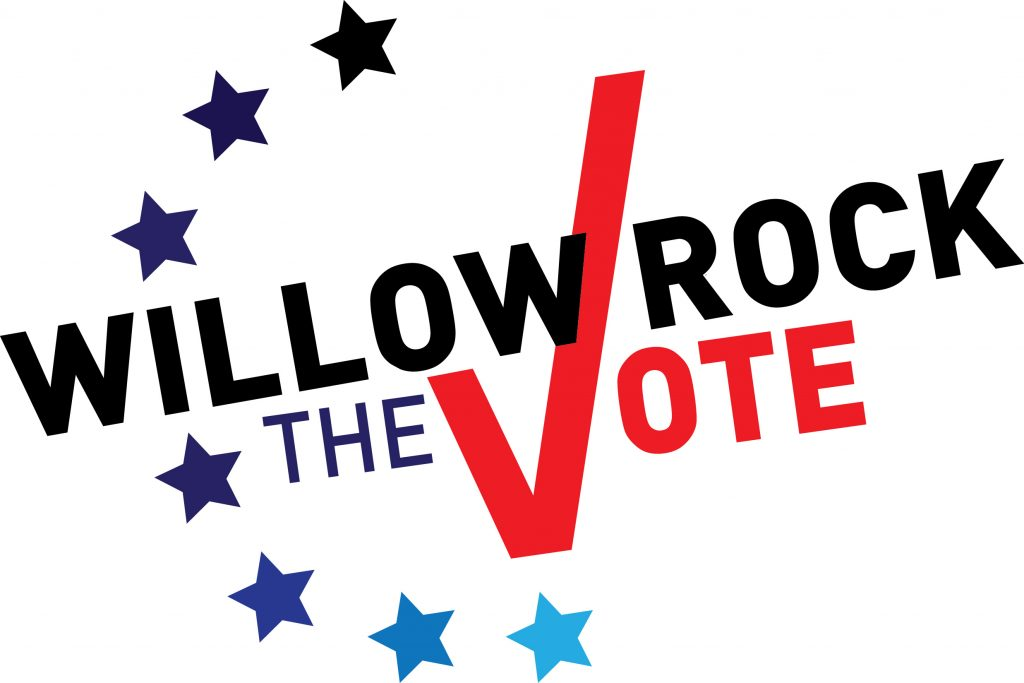 Willow Rock the Vote