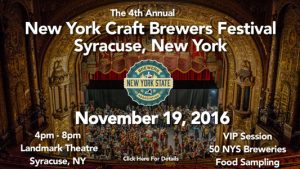 NY Craft Brewers Fest